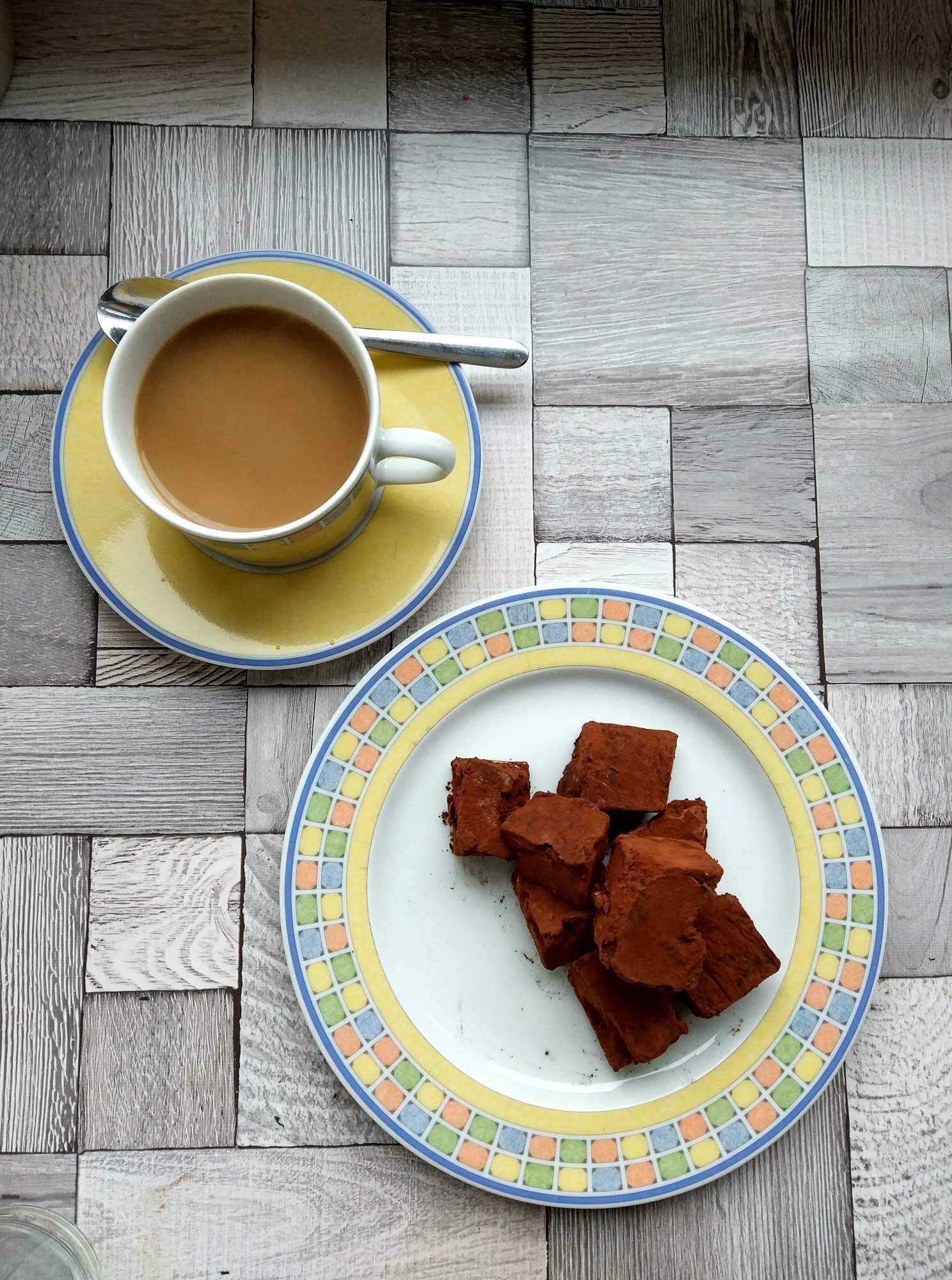 Tartufo al Cioccolato (Schokoladen-Trüffel)
